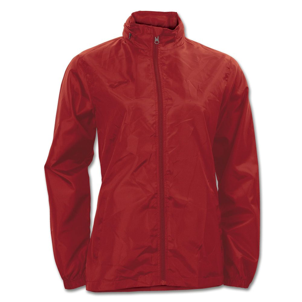 GALIA RAINJACKET WOMAN RED